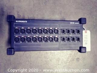 Allen & Heath AB168 16x8 Main Remote Stage Rack
