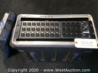 Allen & Heath AR2412 24x12 Main Remote Stage Rack