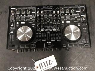 Denon MC6000MK2 Serato DJ Controller