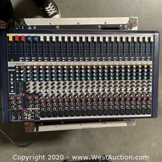 Soundcraft MPM 20/2 Multipurpose Audio Mixing Console