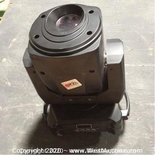 75w LED Moving Head Spot, DMX Intelligent Light. 13 Channels
