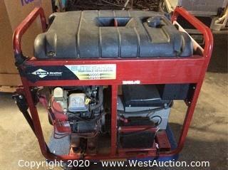 Briggs & Stratton Elite 10000-Watt Gasoline Portable Generator