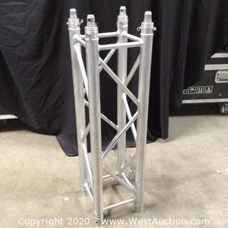 "Global Truss 3' (1m) 12"" Box / Square Truss Section"