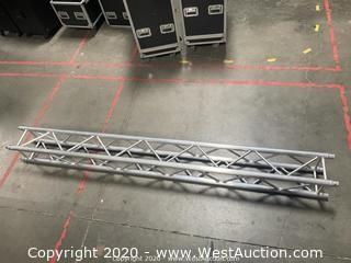 "Global Truss SQ4114 9.8 Ft. (3 M) 12"" Box / Square Truss Section"