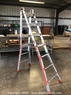 Megamax Little Giant Ladder