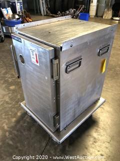 Cres Cor Mobile Insulated Food Service Cabinet