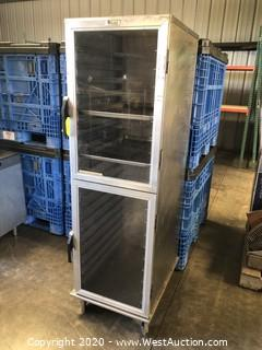 Lockwood Multi-Level Food Cabinet
