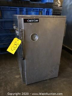 Cres Cor Insulated Hot Food Transport Cabinet