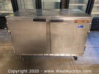 BEVERAGE-AIR Under-Counter Refrigerator