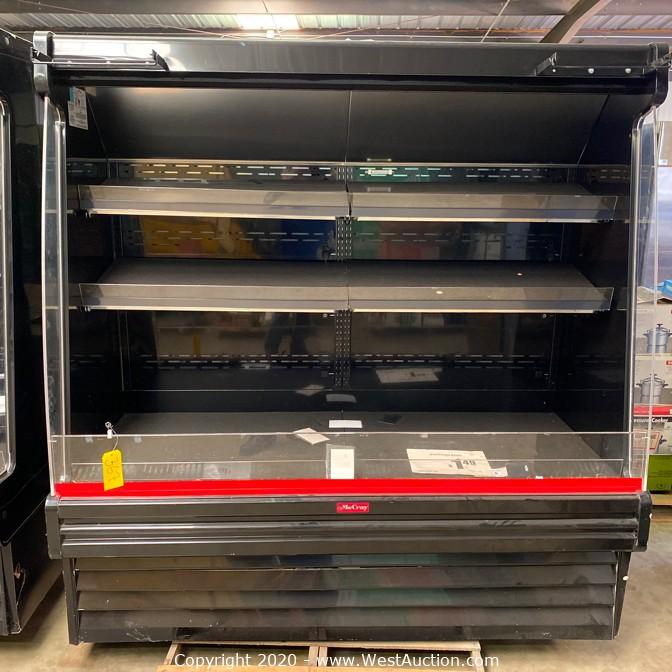 Online Auction of Commercial Kitchen and Market Equipment for Sale