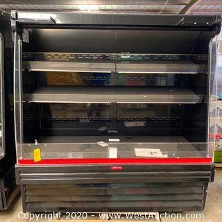 Howard McCray Open Produce Display Case