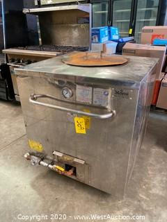 Morni Natural Gas/Propane Tandoor Oven