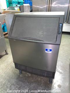 Manitowoc Under Counter Ice Machine / 90lb Bin