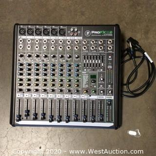Mackie ProFX12v2 12-Channel Mixer