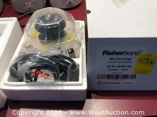 Fisher Scientific 6-Place Mini Centrifuge