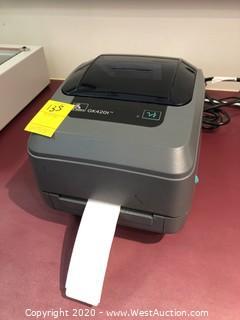 Zebra GL240t Label Printer