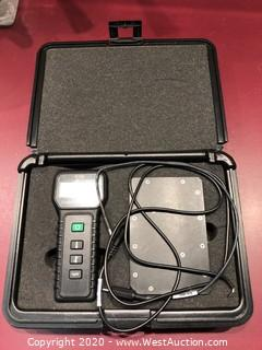 Surface Probe Temperature Verification Kit in Carry Case