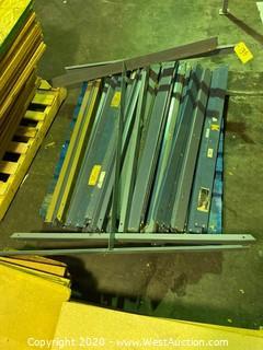 Bulk Pallet Of 4' Pallet Racking Cross Bars