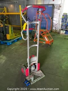 Magliner Liftkar Electric Stair Climbing Hand Truck with Charger