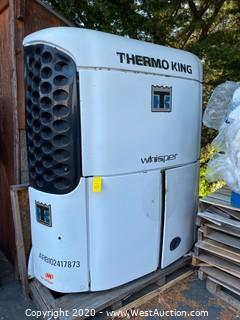 Thermo King SB-210+ Whisper Unit With Smart Reefer 2 Controller