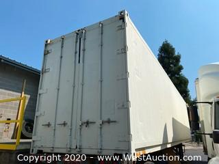 40' Refrigerated Sea Container