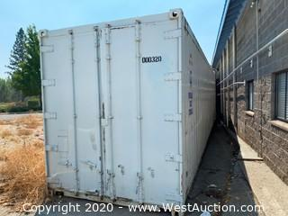 2000 40' Portable Cold Storage Sea Container
