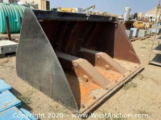 Roll Over Loader Bucket