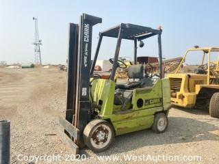 Clark GCX20E Forklift