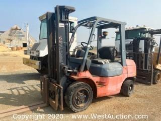 Toyota 7FGU30 Propane Forklift