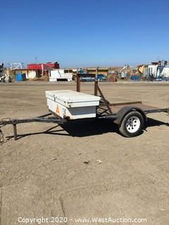 'POLAK' Utility Trailer