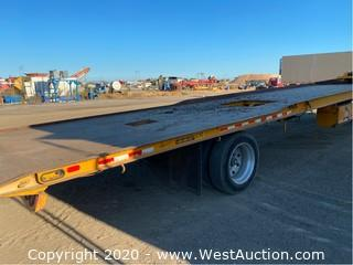 2000 Reliance Sea Container Trailer