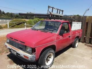 1987 Nissan Pickup Truck