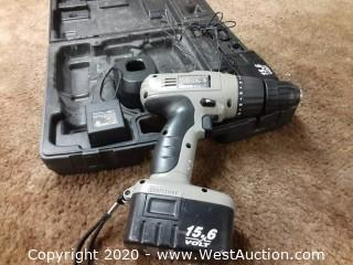 """Craftsman 3/8"""" Drill/Driver with Case"""