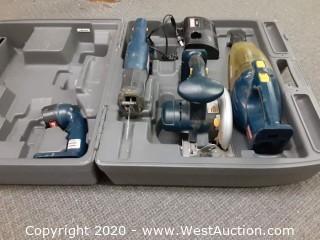 Ryobi Multi Power Tool Kit with Case