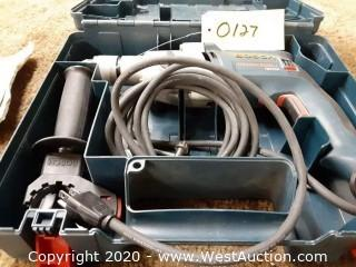 Bosch Corded Hammer Drill with Case