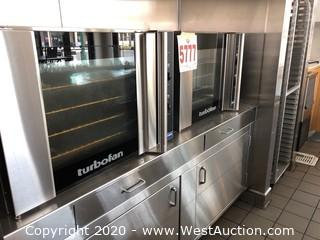 (2) Commercial Ovens