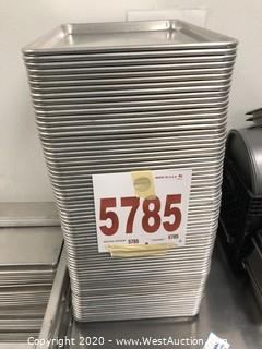 (170) Sheet Pans