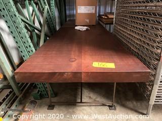 """108""""x27.5"""" Sitting Bench"""