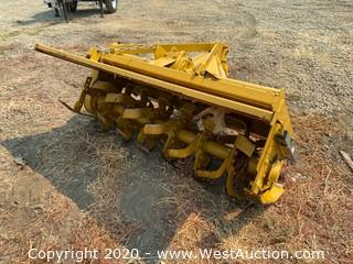 King Cutter 4' Tiller Attachment