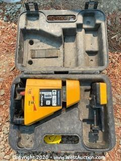 Pro Shot Digital Laser With Case (For Parts Or Repairs)
