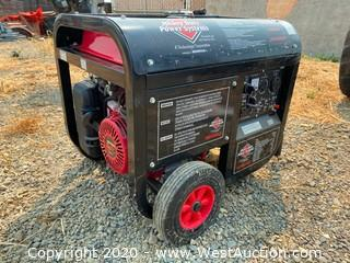 Heavy Duty Power Systems HD8000GE Heavy Duty Generator