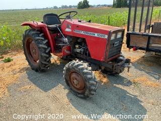 Massey Ferguson 1020 Tractor