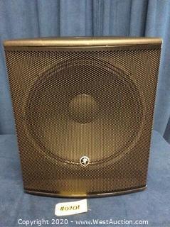 Mackie SRM-1801 Speaker