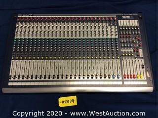 Soundcraft GB4 Mixer