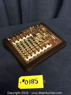 Allen&Heath ZEDi-10FX Mixer