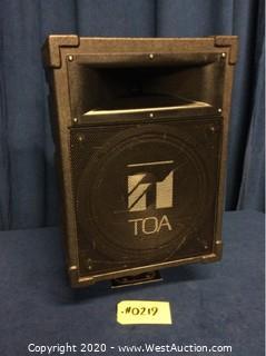 "TOA 12"" SL60W Speaker"