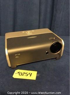 Optima Projector EP758