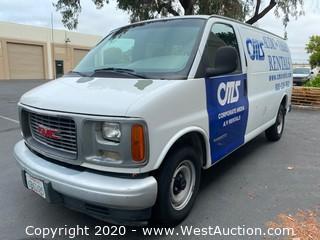 1999 GMC 2500 Utility Van