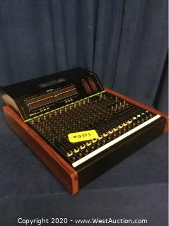 TOA RX-212 Mixer 12-Channel
