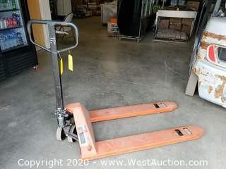 2.5-Ton HaulMaster Pallet Jack